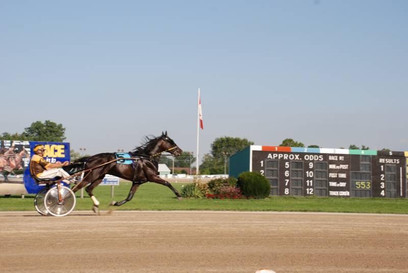 Hiawatha Racetrack